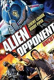 Alien Opponent Poster