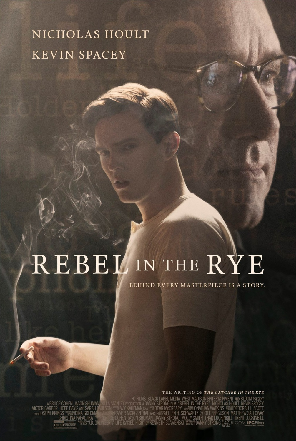 Rebel In The Rye 2017 Imdb