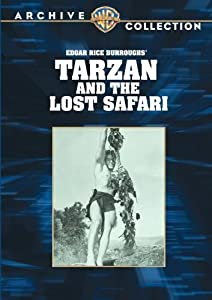 Tarzan and the Lost Safari UK