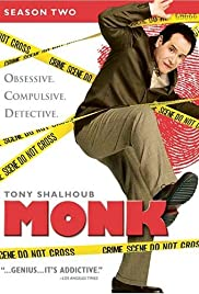 Mr. Monk and the Missing Granny Poster