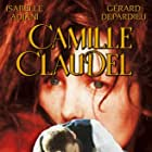 Isabelle Adjani and Gérard Depardieu in Camille Claudel (1988)