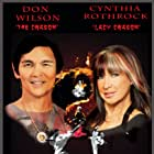 Cynthia Rothrock and Don Wilson in The Martial Arts Kid (2015)