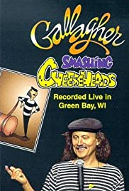 Gallagher: Smashing Cheeseheads Poster