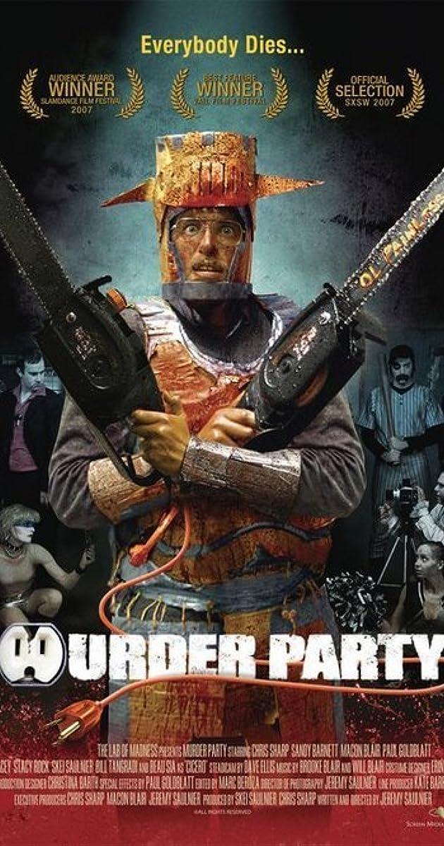 Watch Full HD Movie Murder Party (2007)