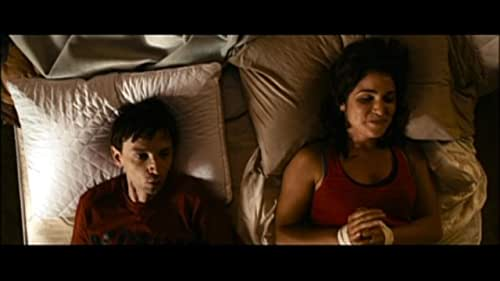 Joe (Qualls) had a plan. He was finally going to take revenge on his boss (Sadler), when a quick glance from Stefanie (Reed) sends him in another direction. Instead of erupting into a violent spree, he kidnaps this feisty, beautiful stranger, and as she is held captive in a motel room, she helps Joe open-up and explore the causes of his suffering.