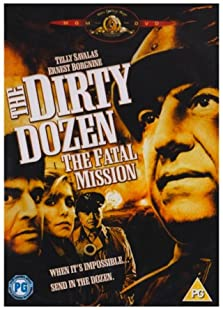The Dirty Dozen: The Fatal Mission (1988 TV Movie)
