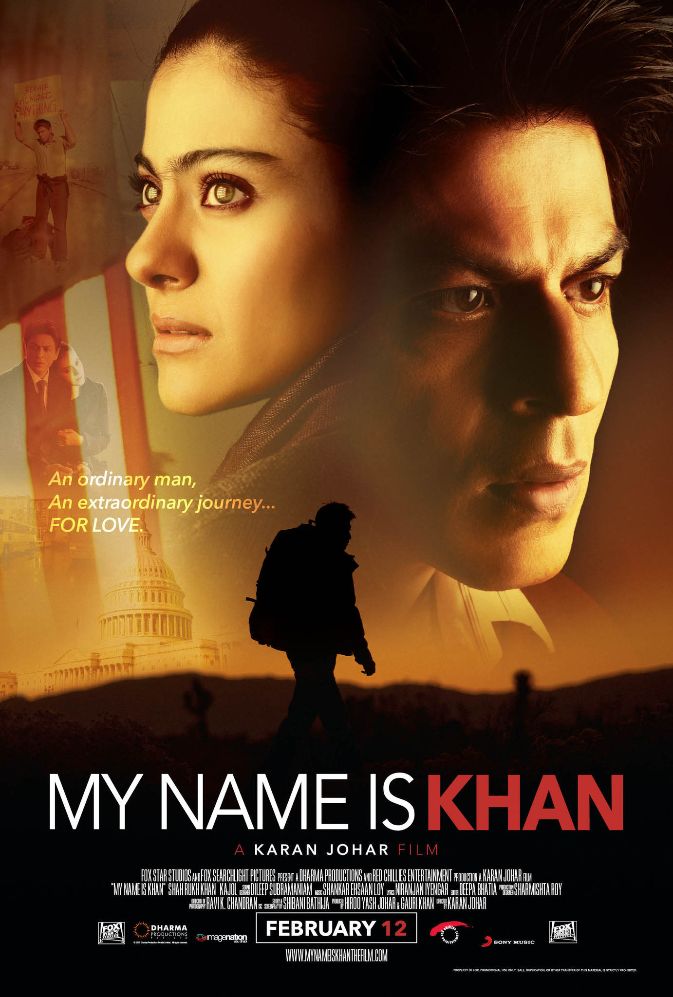 My Name Is Khan (2010) - IMDb