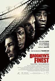 Richard Gere, Ethan Hawke, Don Cheadle, and Wesley Snipes in Brooklyn's Finest (2009)