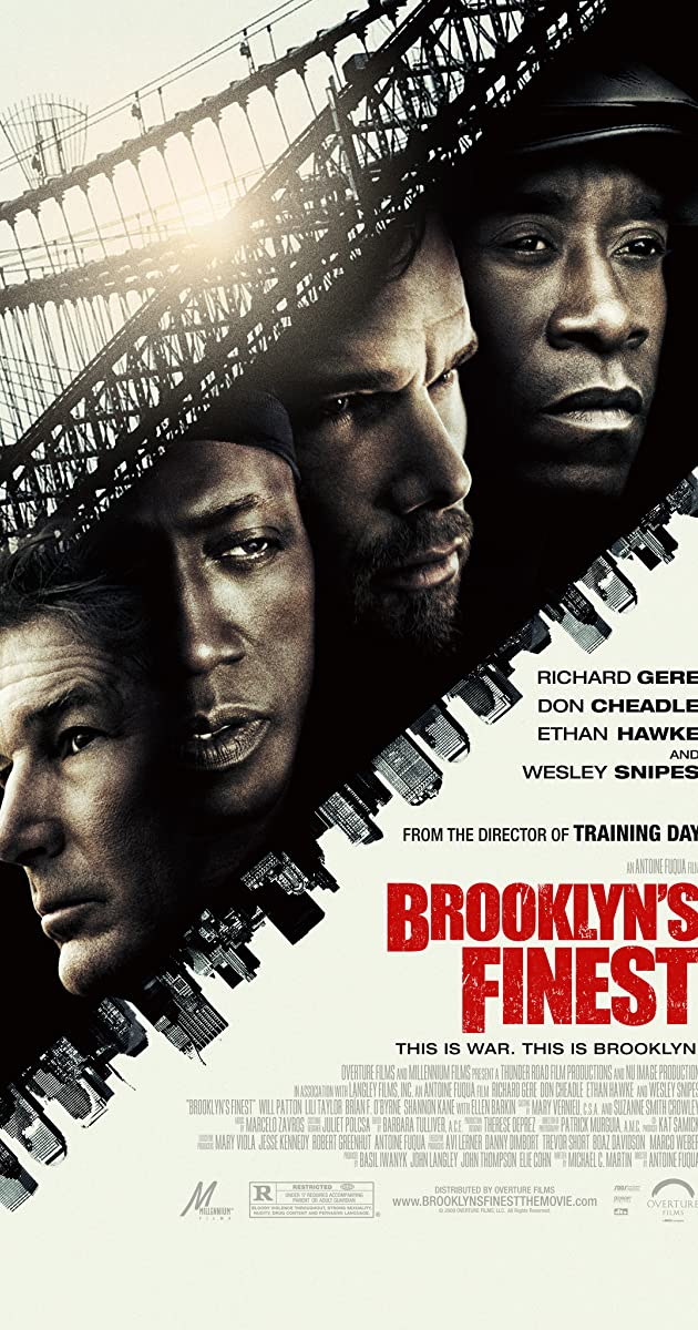 Subtitle of Brooklyn's Finest