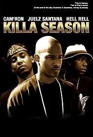 Cam'ron, Juelz Santana, and Durrel Mohammad in Killa Season (2006)