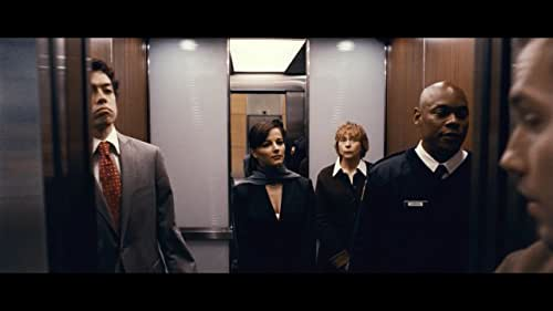 A group of people trapped in a elevator realize that the devil is among them.