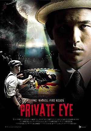 دانلود زیرنویس فارسی فیلم Private Eye 2009