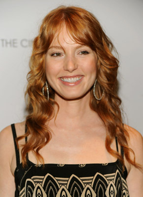 Alicia Witt at an event for Welcome to the Rileys (2010)
