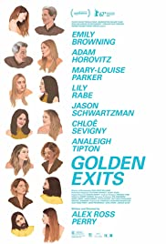 Golden Exits (2017) 720p