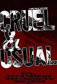 Cruel & Usual Poster