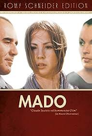 Romy Schneider, Michel Piccoli, and Ottavia Piccolo in Mado (1976)