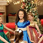Madison Pettis, Nicole Leduc, Genevieve Hannelius, Kaitlyn Maher, Michelle Creber, and Melody B. Choi in The Search for Santa Paws (2010)