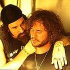 Val Kilmer and Dylan McDermott in Wonderland (2003)