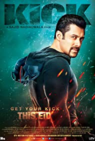 Salman Khan in Kick (2014)