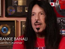 QUIET RIOT: Well now you're here,There's no way back