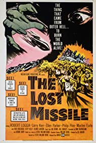 The Lost Missile Poster - Movie Forum, Cast, Reviews