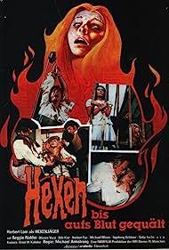 Hexen bis aufs Blut gequält (1972) Poster - Movie Forum, Cast, Reviews
