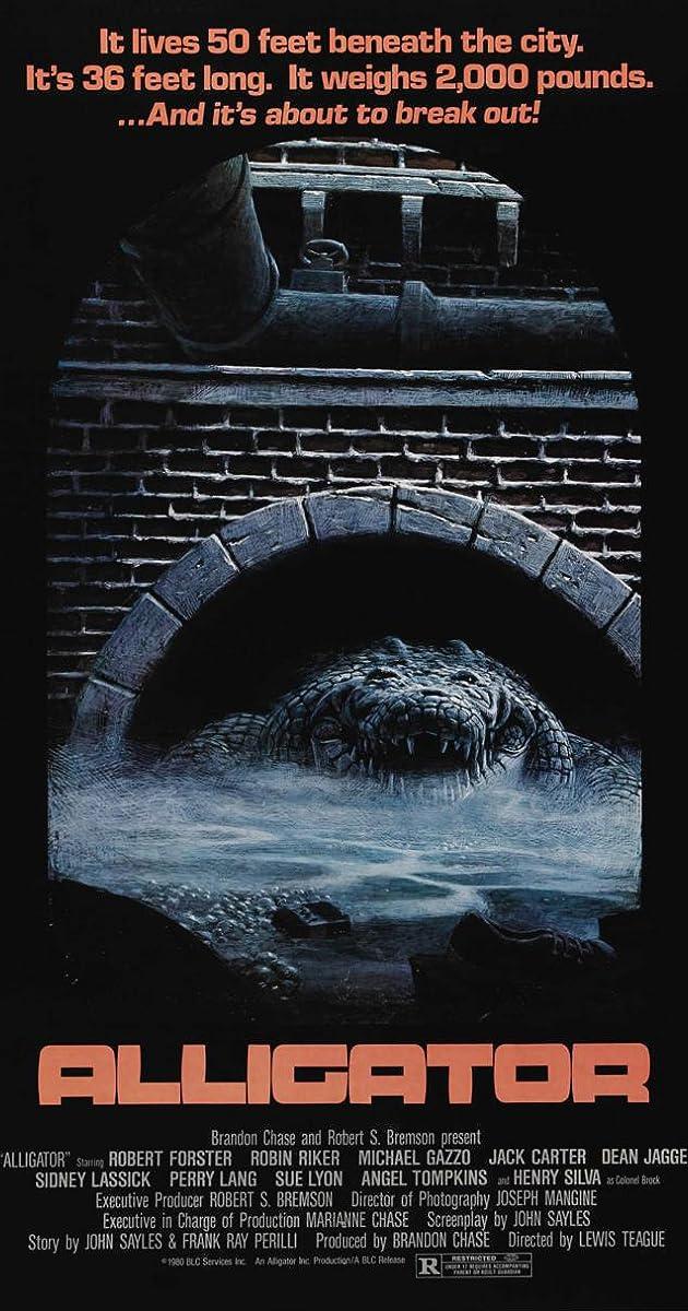 Alligator 1980 Imdb