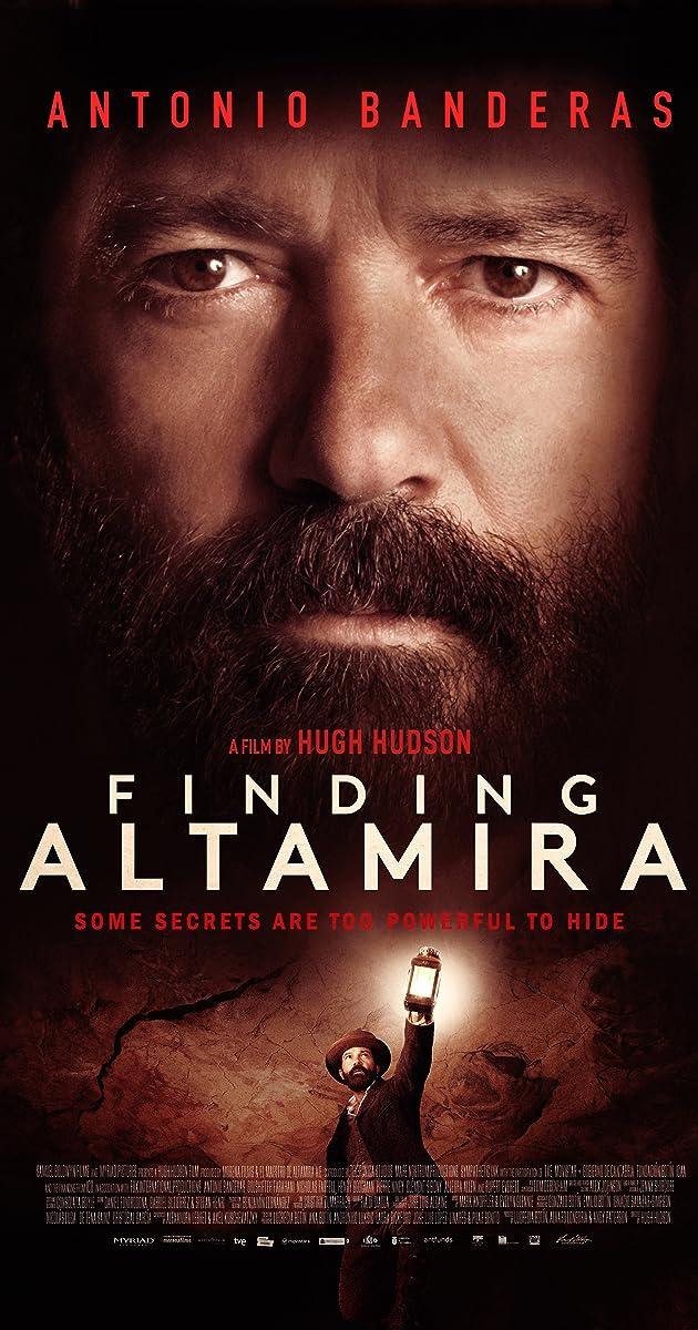 Subtitle of Finding Altamira