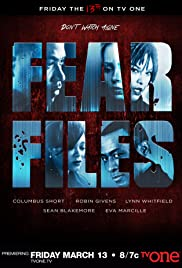 Fear Files Poster