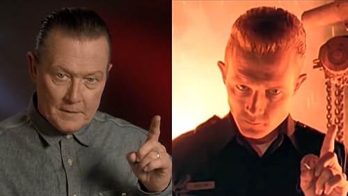 Robert Patrick Recreates His 'Terminator 2' Character