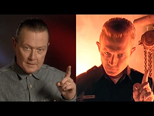 Robert Patrick Recreates His 'Terminator 2' Character