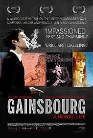 Laetitia Casta, Eric Elmosnino, and Lucy Gordon in Gainsbourg (Vie héroïque) (2010)