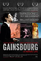 Gainsbourg: A Heroic Life (2010) Poster