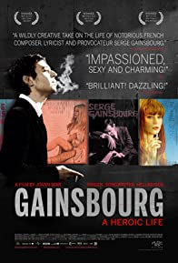 Primary photo for Gainsbourg: A Heroic Life