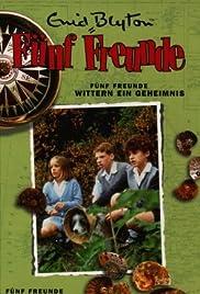 Five on a Secret Trail Poster
