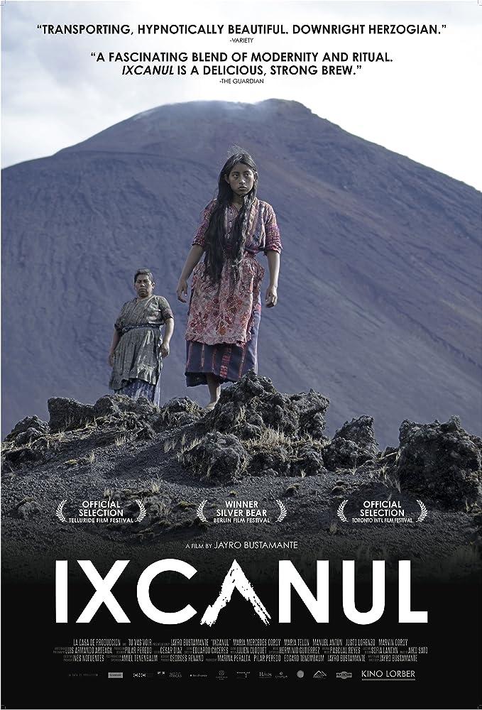 Vulkanas / Ixcanul / Vulcano (2017) online