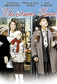 Christmas Snow Poster