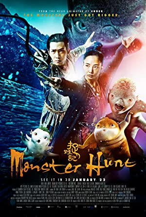 Permalink to Movie Monster Hunt (2015)