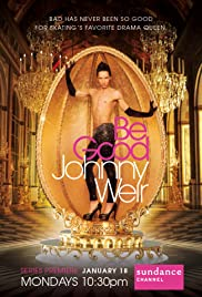 Be Good Johnny Weir Poster