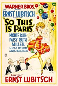 So This Is Paris (1926) Poster - Movie Forum, Cast, Reviews