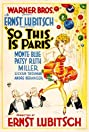 So This Is Paris (1926) Poster