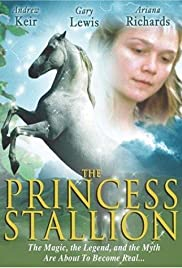 The Princess Stallion Poster