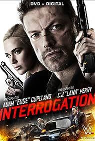 Adam Copeland and C.J. Perry in Interrogation (2016)