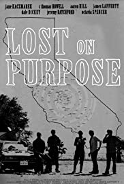 Lost on Purpose Poster