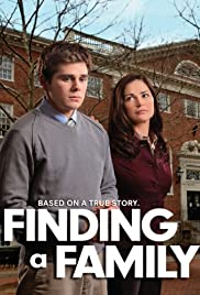 Finding a Family Poster