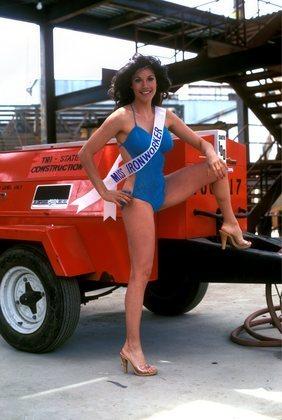 Barbi Benton circa 1980
