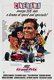 Grand Prix (1966) Poster - Movie Forum, Cast, Reviews