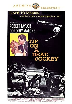 Film-Noir Tip on a Dead Jockey Movie