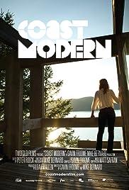 Coast Modern Poster