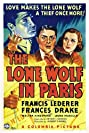 The Lone Wolf in Paris (1938) Poster